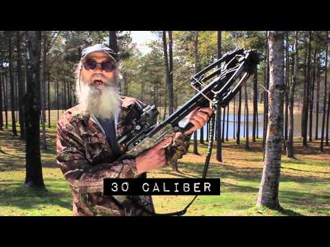Si Robertson Star in Hilarious Crossbow Commercial (Military Career