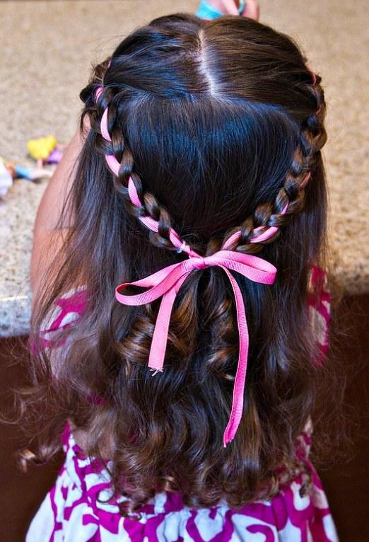 Super 8 Amazing Hairstyles Your Toddler Girl Will Love Short Hairstyles Gunalazisus